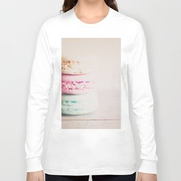 the sweet sweet macaron ... Long Sleeve T-shirt