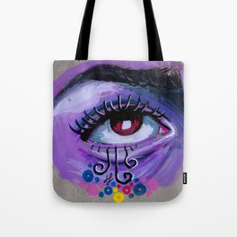 """i live in unreality"" Tote Bag"