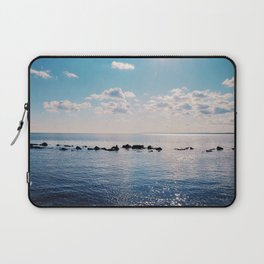 Take the Stepping Stones Laptop Sleeve