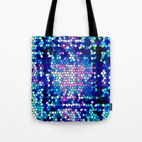 pool Tote Bags featuring pool by mari3000