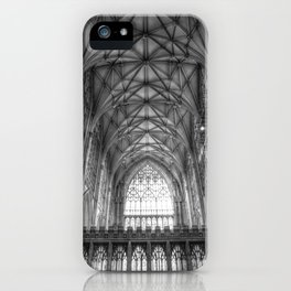 York Minster Cathedral iPhone Case