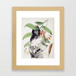 Jane 2 Framed Art Print
