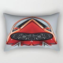 Red Car 0910 Rectangular Pillow