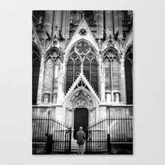 Awesome Notre Dame Canvas Print