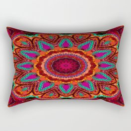 Kaleidoscope for moments of relaxation Rectangular Pillow
