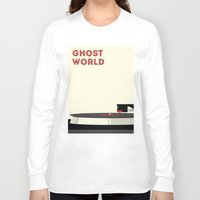 ghost world Long Sleeve T-shirts featuring Ghost World by Stereo Unit