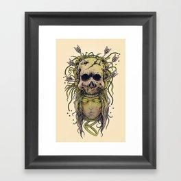 Ritual Framed Art Print