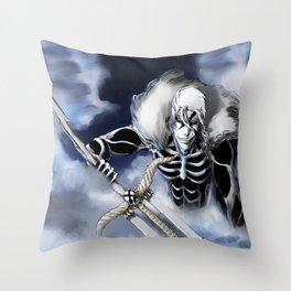 ginjo bleach Throw Pillow