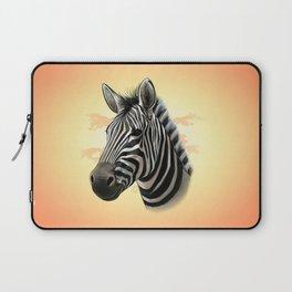 African Zebra Laptop Sleeve