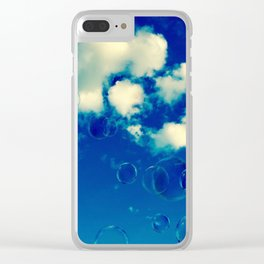 Great Thoughts Photography Clear iPhone Case
