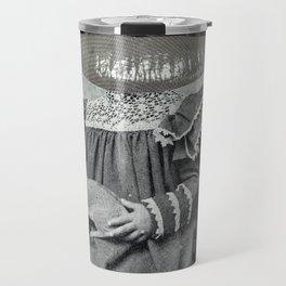 Linda Lippy Lapin Lap Travel Mug