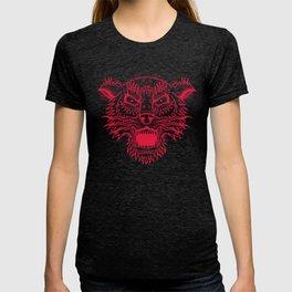 A Wolf. T-shirt
