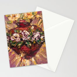 NEW EDITION: SACRATÍSIMO AMOR II  Stationery Cards