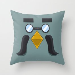 Animal Crossing Brewster Throw Pillow