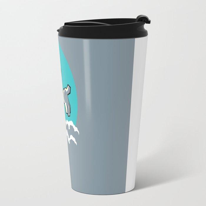 Dr. Strangemouse Travel Mug