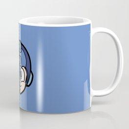 Old & New MegaMan Coffee Mug