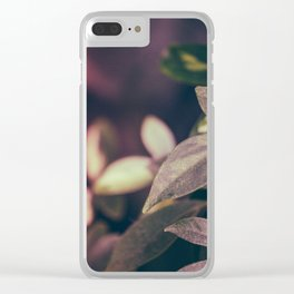 Balcony Reflection Clear iPhone Case