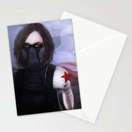 Jemma the sinter soldier.  Stationery Cards