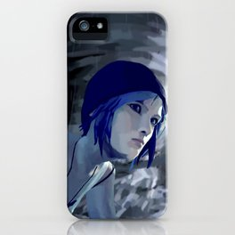 Chloe and The Storm iPhone Case