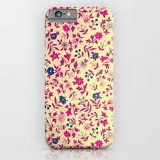 Flowers Pattern - for iphone iPhone 6s Slim Case