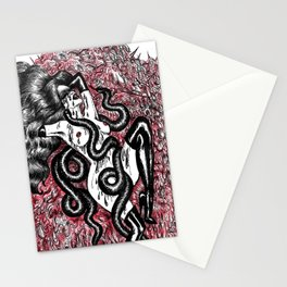 Black Snake Moan Stationery Cards