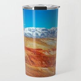 Altai Mountains Valley, Kizil-chin Travel Mug