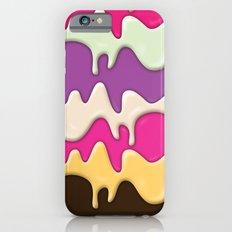 Melting Ice Cream Slim Case iPhone 6