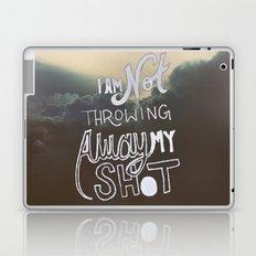 My Shot Laptop & iPad Skin