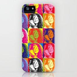 Joplin popart iPhone Case