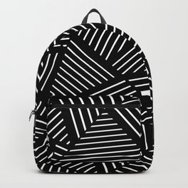 Ab Linear Zoom Black Backpack
