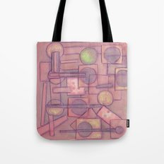 Itinerant Musician Tote Bag
