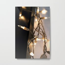 Light over Light Metal Print