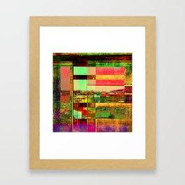 LAVILLE Framed Art Print