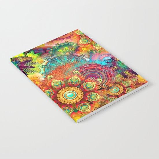 Gipsy Mandala's Notebook