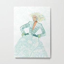 Madamia Metal Print