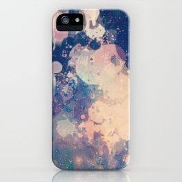 Starry Dreams iPhone Case