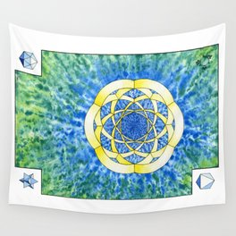 Hexegesis - Study I Wall Tapestry