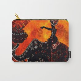ELEPHANT ADVENTURE Carry-All Pouch