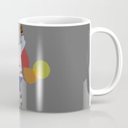 Walrus Dancer Coffee Mug
