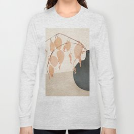 Branches in the Vase Long Sleeve T-shirt