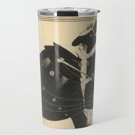 AUBREY BEARDSLEY Salome Oscar Wilde Woman Dress Travel Mug