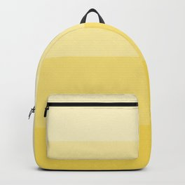 Four Shades of Yellow Backpack