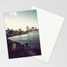 The Calm of the City Stationery Cards