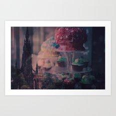 scottish film Art Print