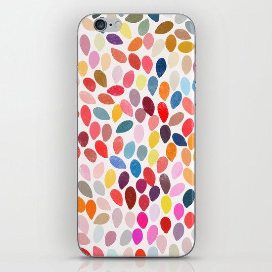 rain 3 iPhone & iPod Skin