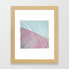 Line Art 1 Framed Art Print