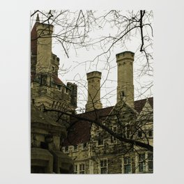 moody - Casa Loma Poster