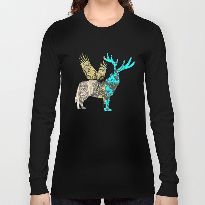 FabCreature · Steppenwolf 3 Long Sleeve T-shirt