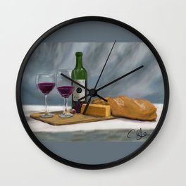 Refreshment DP151104-14 Wall Clock