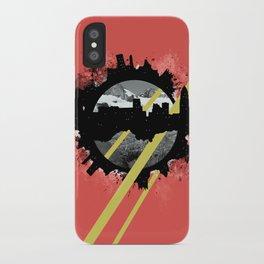 The Event Horizon iPhone Case